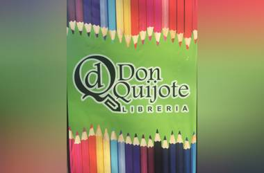 """Imágen de comercio: Libreria """"Don Quijote"""""""