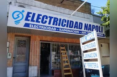 Imágen de comercio: Electricidad Nápoli